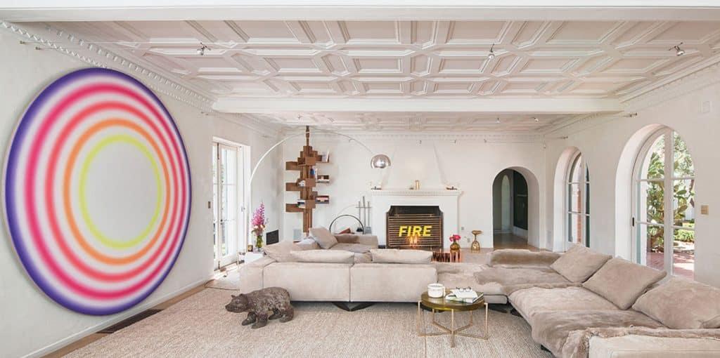 Ojai living room by Unheim