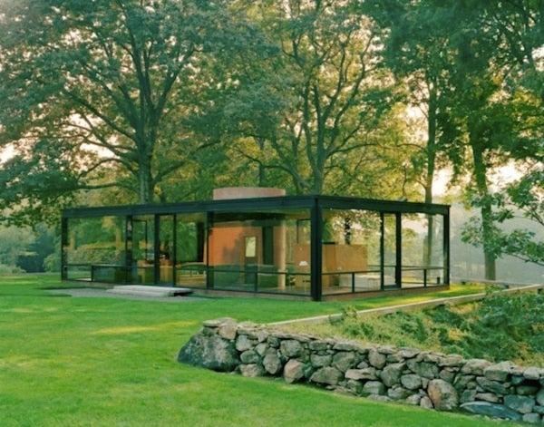 Philip Johnson Glass House 1