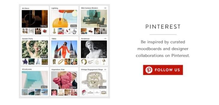 Pinterest Banner for Kim Kardsahian Jean Paul Goude
