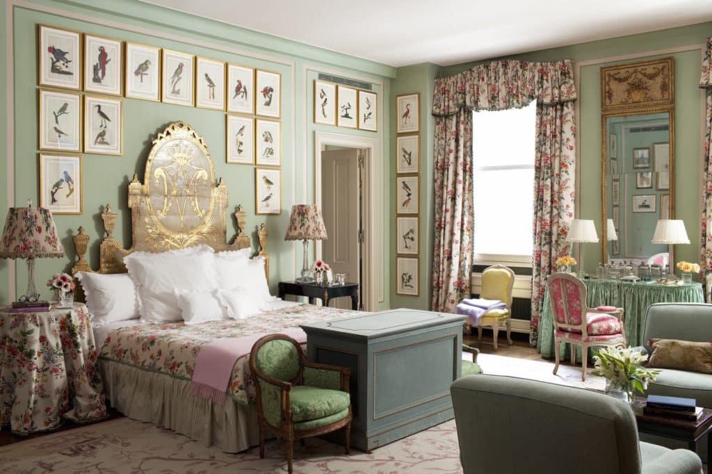 Park Avenue bedroom by Brockschmidt & Coleman LLC