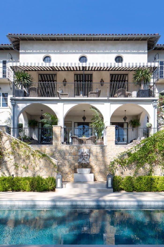 Martyn Lawrence Bullard West Hollywood home