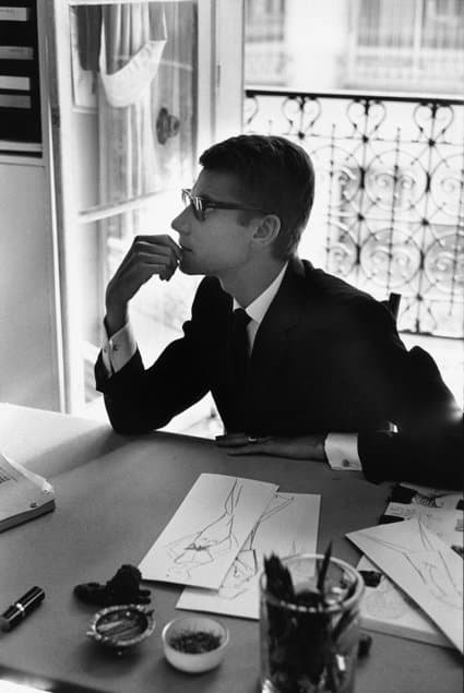 a51aa33dd2391 Why Yves Saint Laurent Was the Ultimate Fashion Savant   The Study