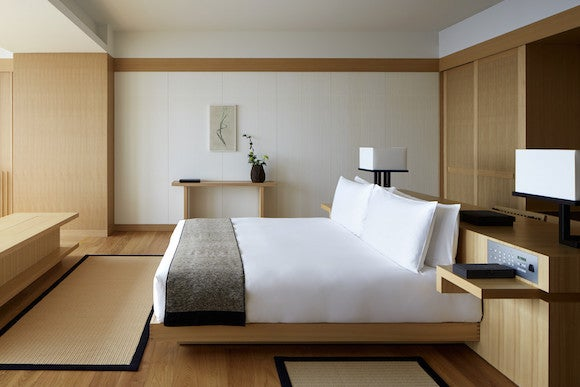 hotel style furniture. Exellent Style At The Aman Tokyo Hotel Rooms Have An Uncluttered Zenlike Quality  Photo Courtesy Of Aman The Images In This Story Can Be Found Book Hotel  On Style Furniture