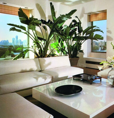Ricky And Ralph Laurenu0027s Donghia Designed Manhattan Apartment. Photo  Courtesy Of Donghia
