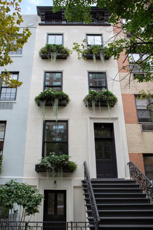 townhouse by Fawn Galli