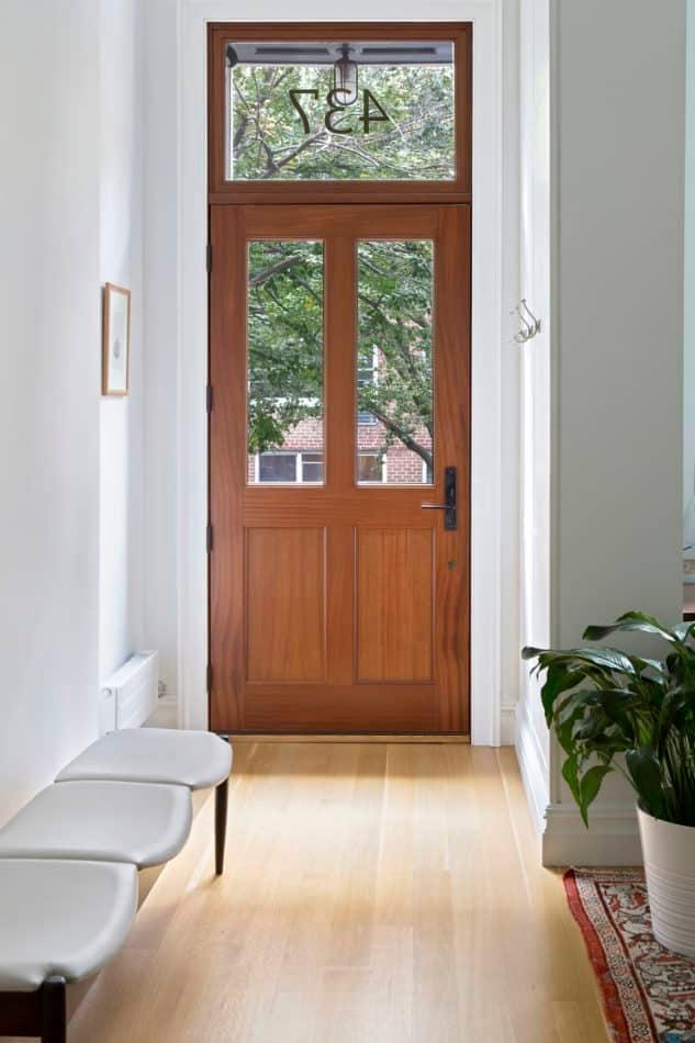 entryway by Fawn Galli