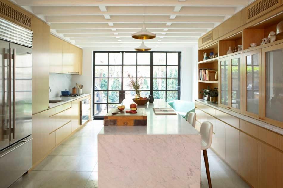 kitchen by Fawn Galli