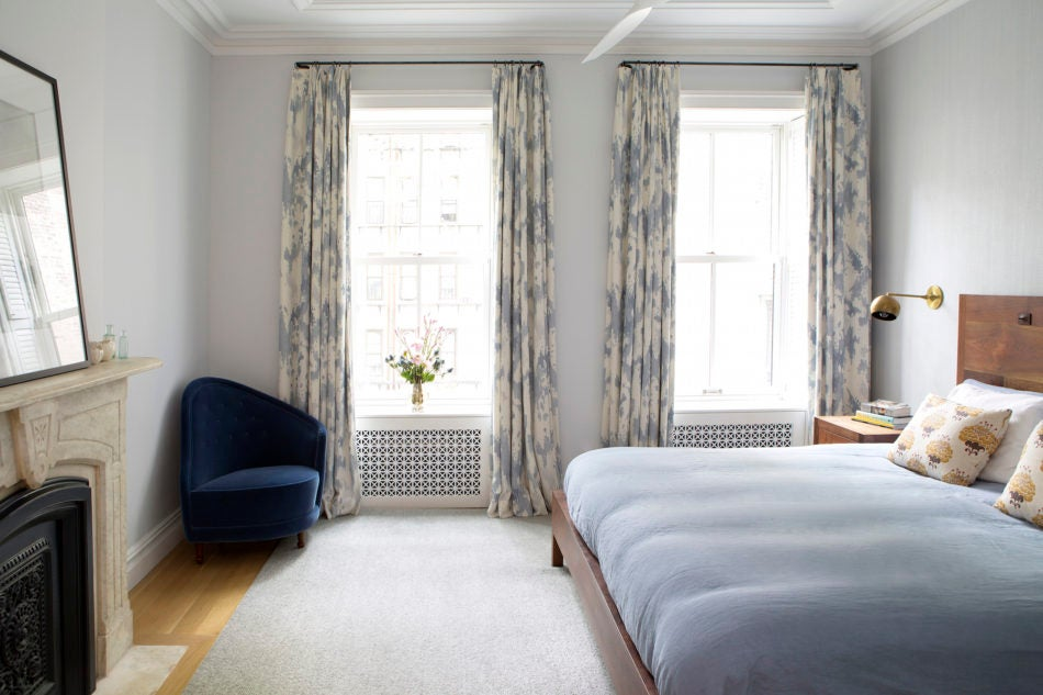 master bedroom by Fawn Galli