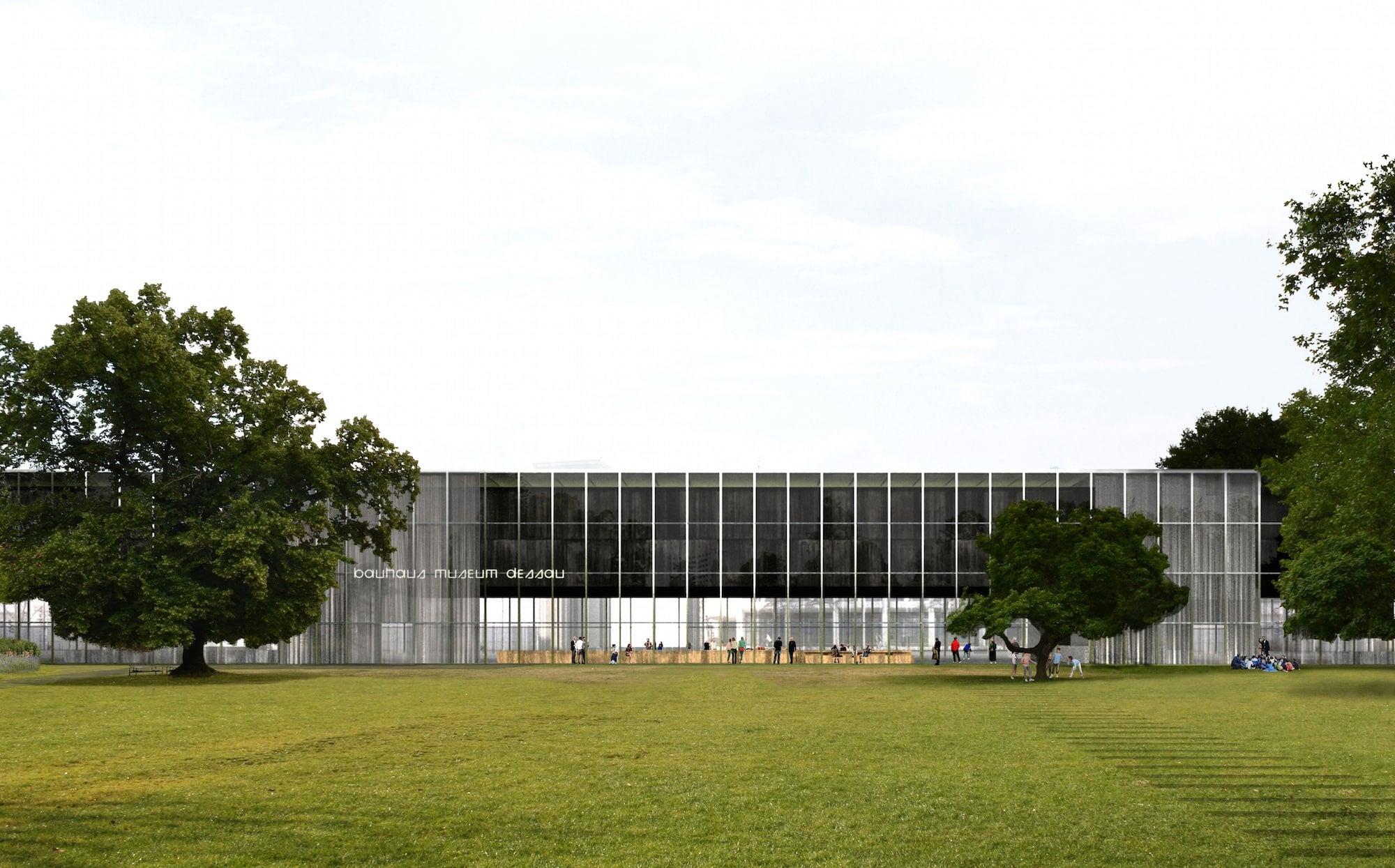 Bauhaus Dessau Museum