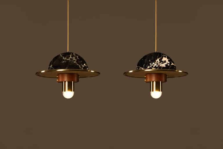 Masquespacio Shade suspension light