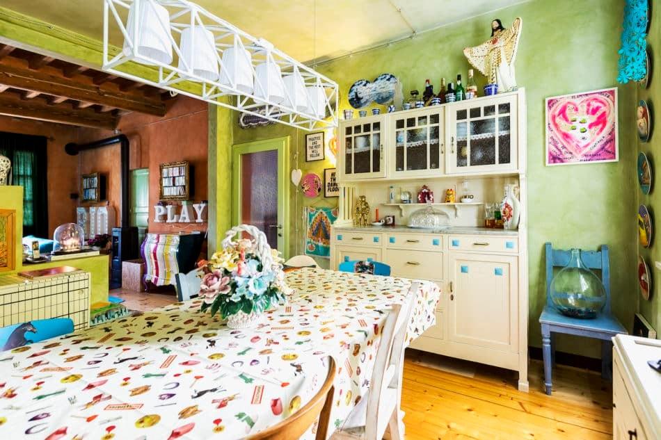 STEFANO SELETTI kitchen