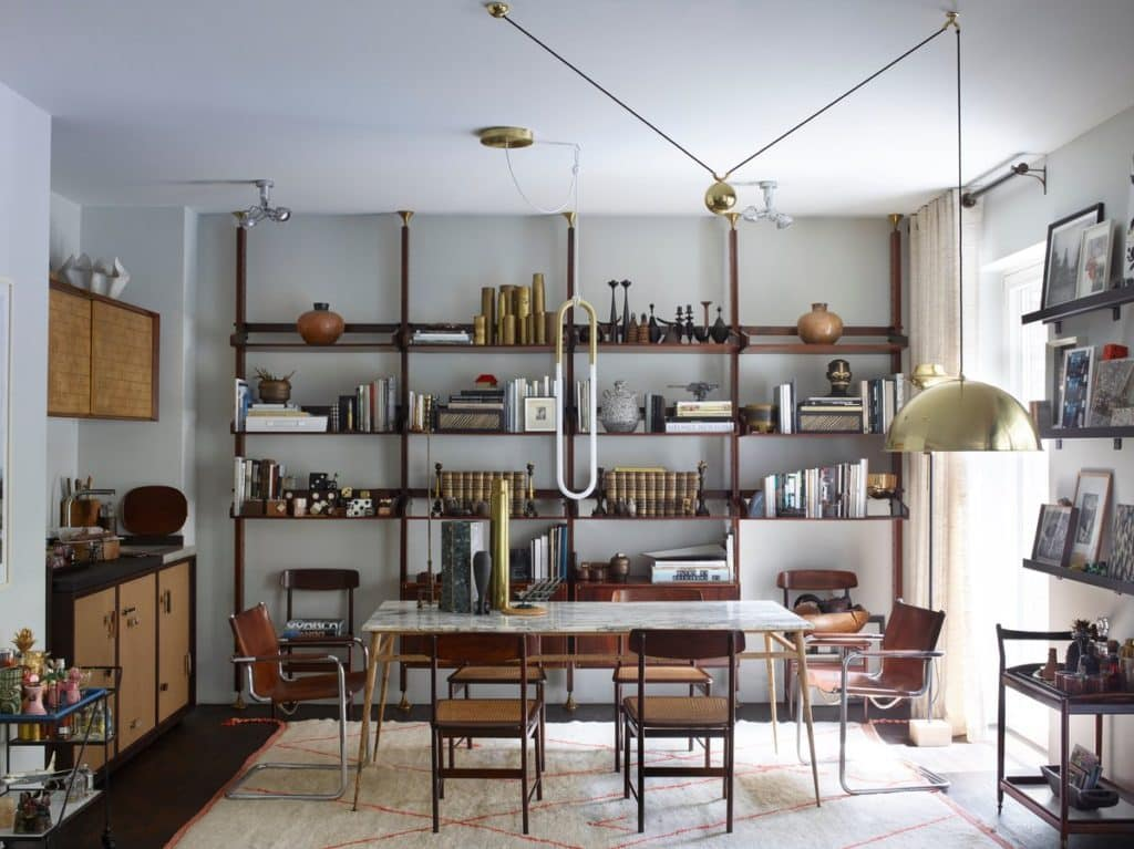 17 Industrial Style Interiors The Study