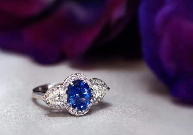featured image for post: Colorful Gemstones Are a Brilliant Choice for Engagement Rings