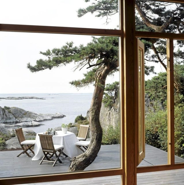 22 Gorgeous Outdoor Spaces Designer Huser Innen