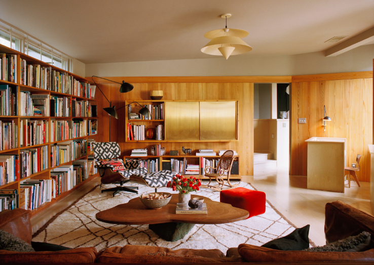 Mid-Century Modern Living Rooms: 15 Inspired Design Ideas