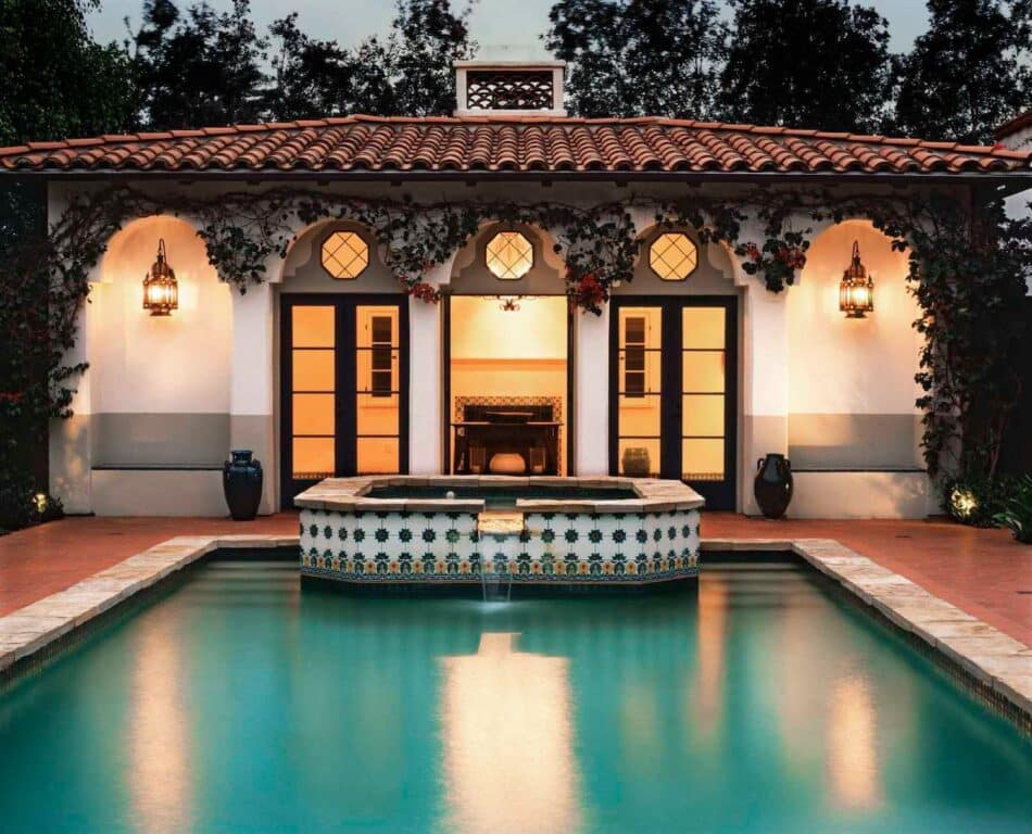 17 Summer-Perfect Pool Houses | The Study
