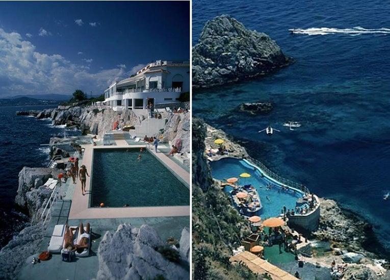 slim aarons swimming pools