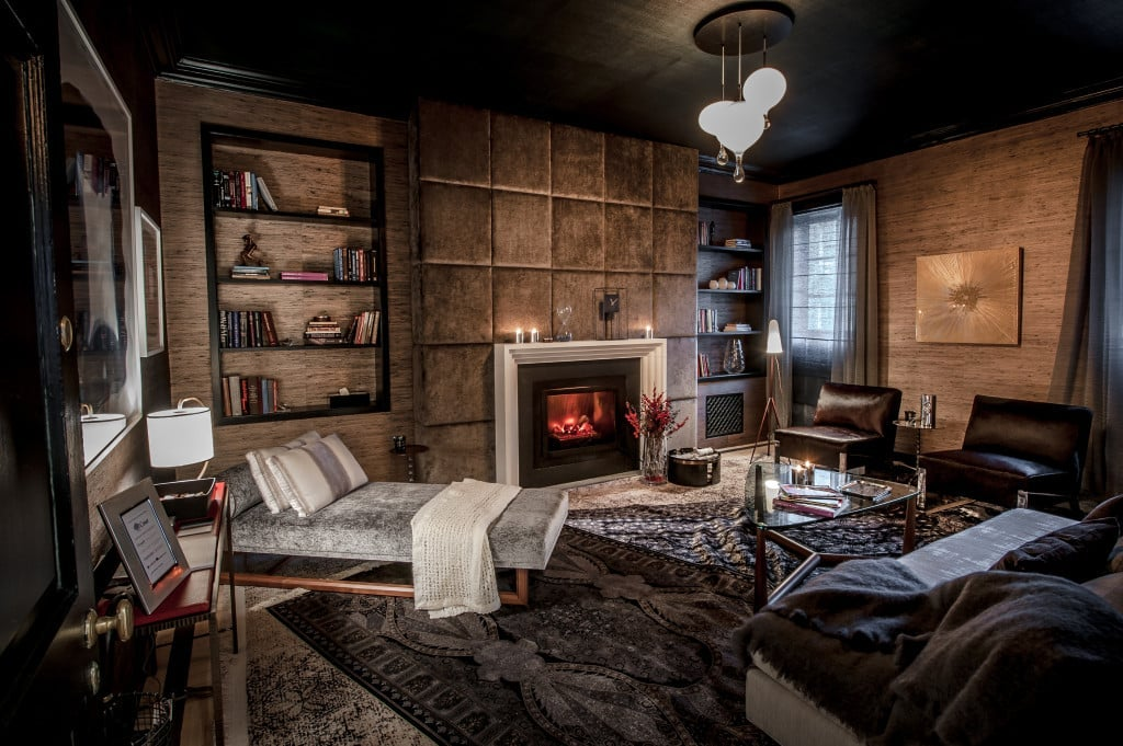 Holiday House NYC 2015 See An Upper East Side Mansion Transformed