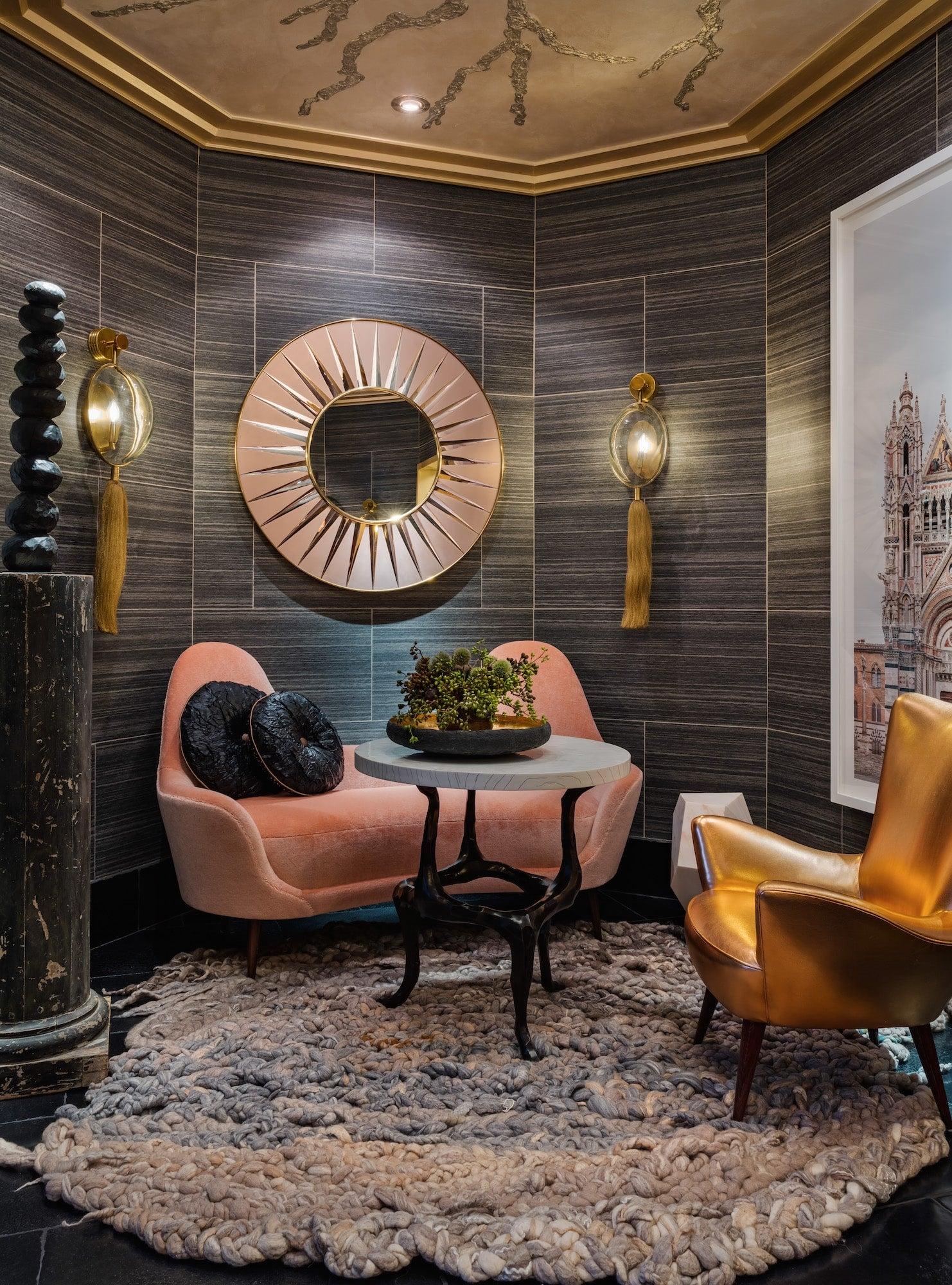 Garden floor room by Steilish Interiors & Architecture