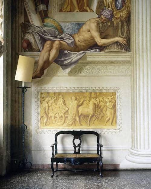 Interior (Giovanni Battista Zelotti), 1999, by Simon Watson