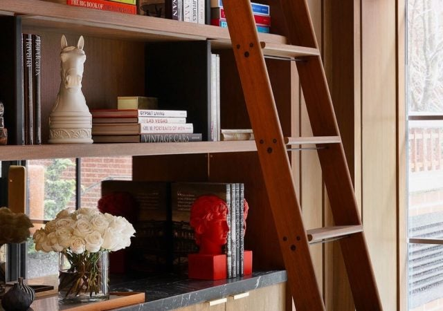 featured image for post: Alex Assouline Shows Us How to Curate the Perfect Private Library