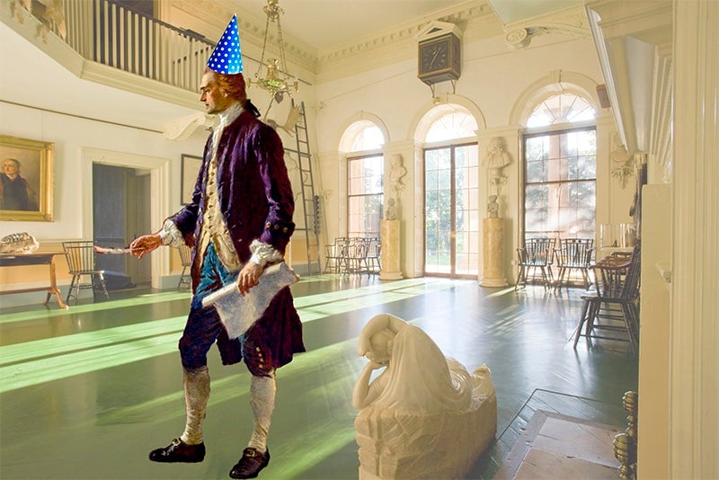 Thomas Jefferson was obsessed with home renovations