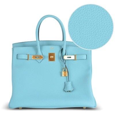 b56bdb4dd9e Hermès Birkin Bag Leather  A Definitive Guide