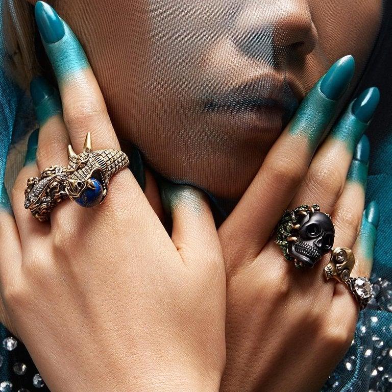 Wendy Brandes rings