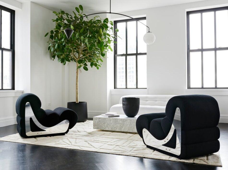 Timothy Godbold living room