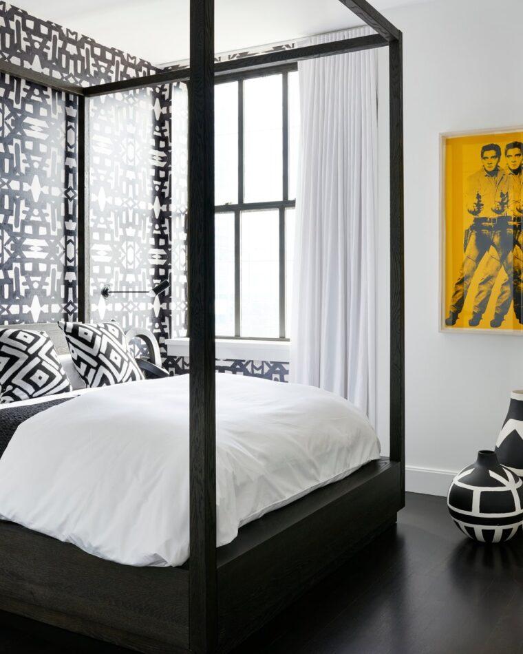 Timothy Godbold bedroom