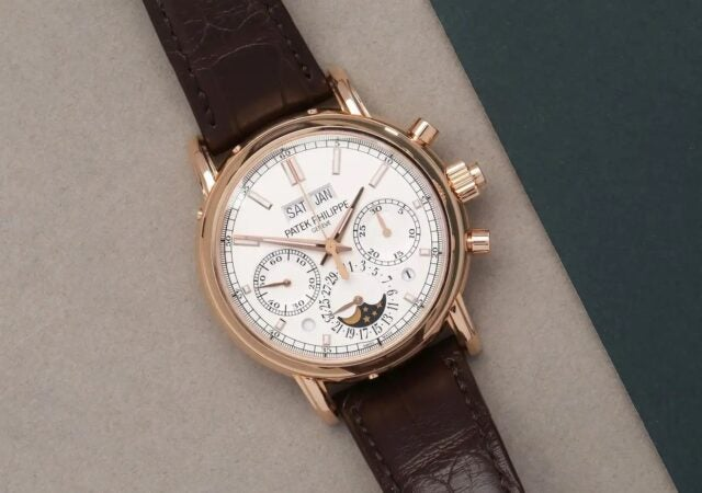 featured image for post: How to Spot a Fake Patek Philippe Watch