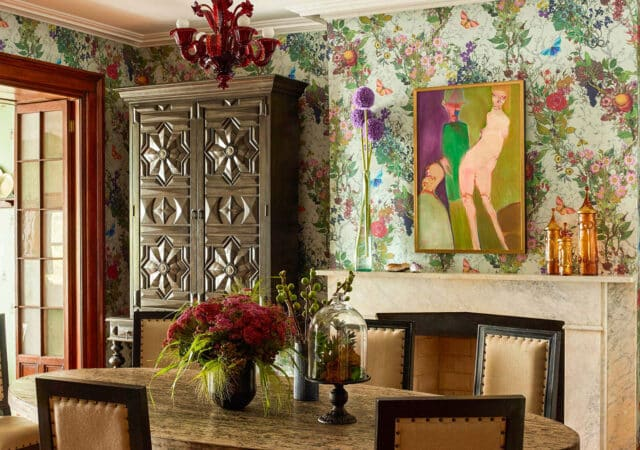 featured image for post: A Guide to Chintz: History, Patterns and Decorating Tips