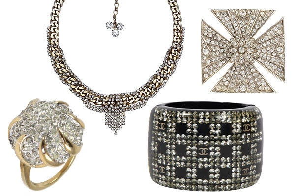 featured image for post: Sparkling Rhinestone Jewelry Has Dazzled for More than a Century