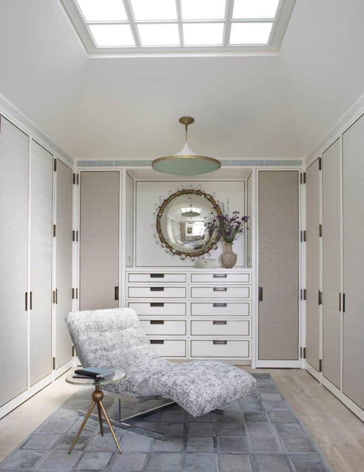 Cullman & Kravis closet