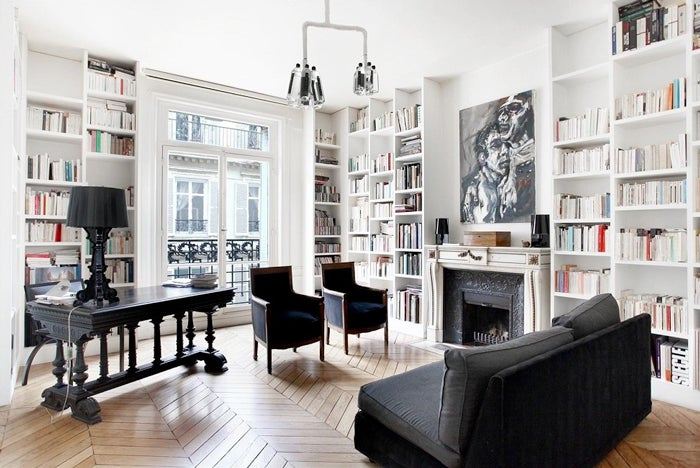 artful french apartment design - French Design Blogs