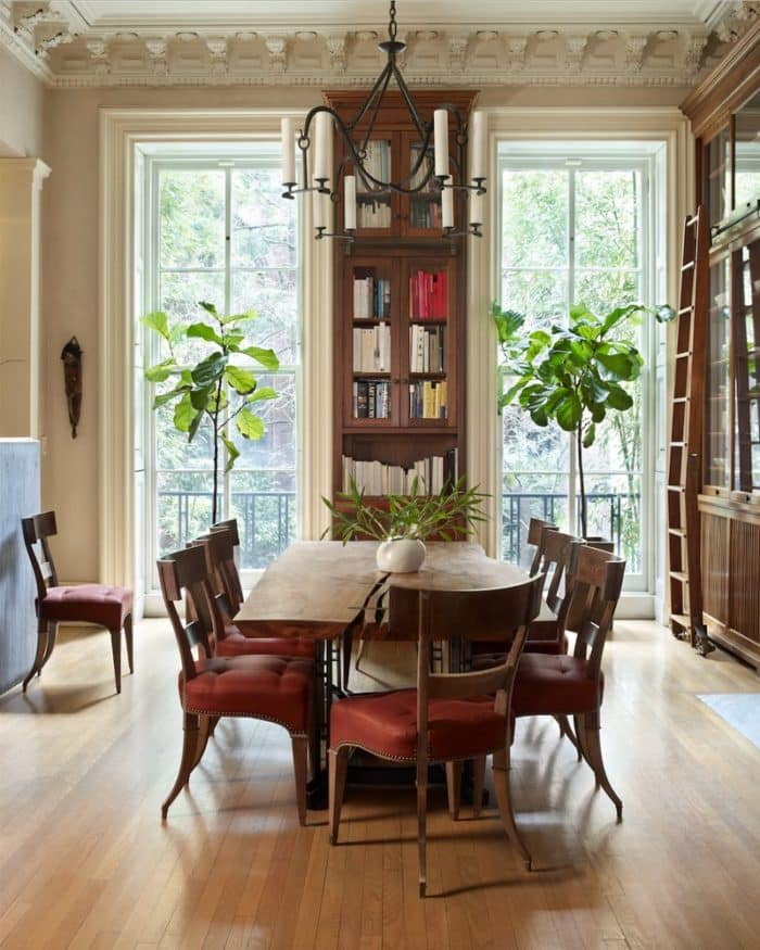30 Incredible Eclectic Dining Designs: 21 Spaces With Incredible Storage Solutions
