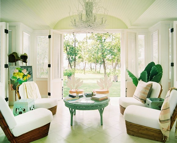 15 Refreshing Indoor/Outdoor Designs | 1stdibs