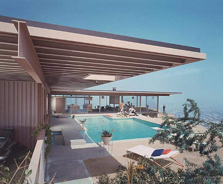 8 mid century photographers who captured modernist buildings the study