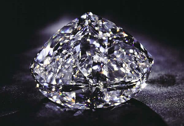 The Centenary Diamond.