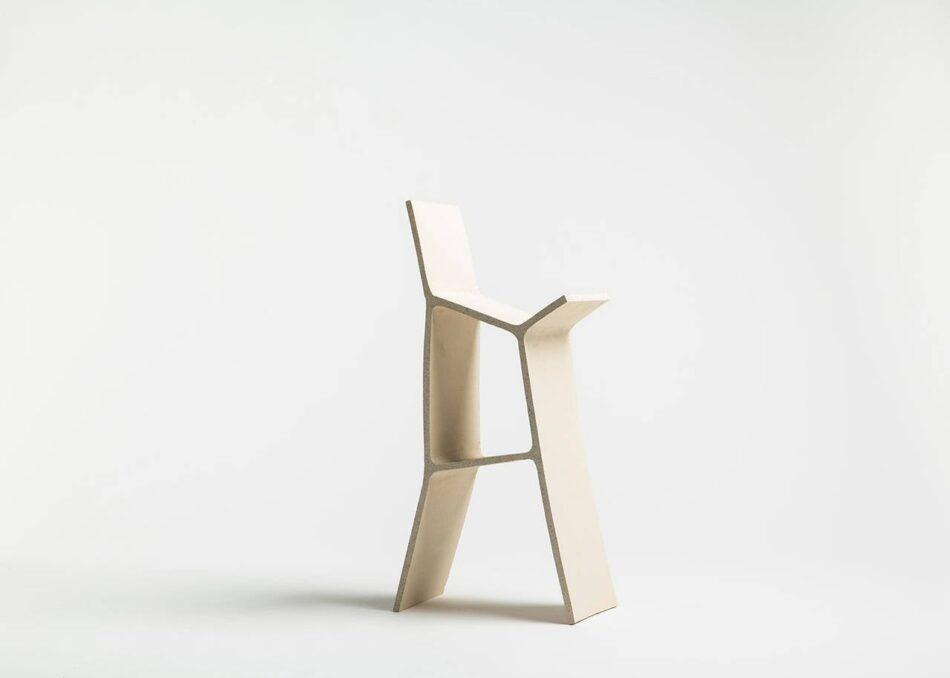 Clément Brazille Famille de Terre ceramic shelf