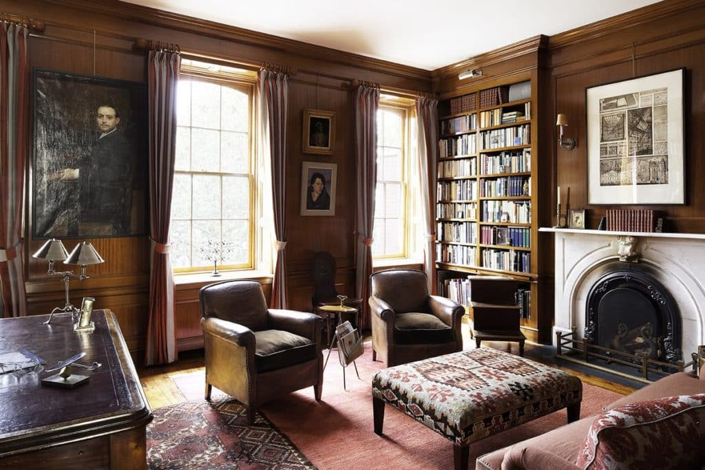 21 Incredible New York City Townhouses The Study