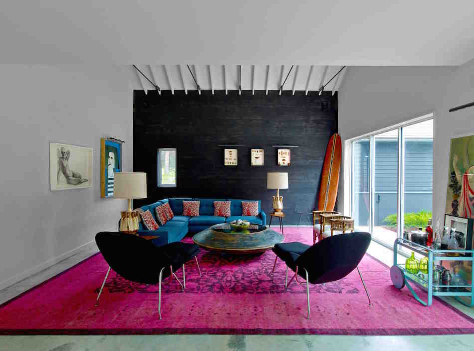 Blackbarn living room by Mark Zeff