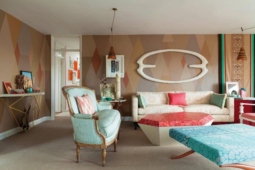 Ashley Hicks London living room