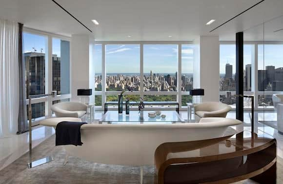U201cOne Of The Most Important Goals Was To Introduce Immediate Views Of The  Central Park,u201d Jennifer Post Says Of Designing This Residence. U201d The Living  Room ... Part 89