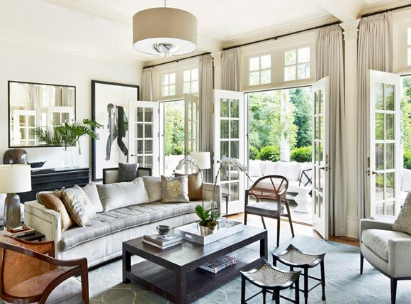 16 Sophisticated Southern Spaces The Study
