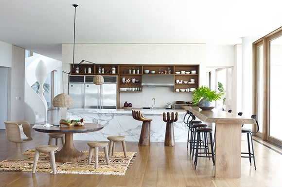 Contemporary Organic Kitchen New York Ny By Kelly