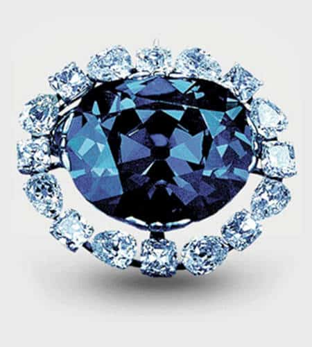 The Hope Diamond.