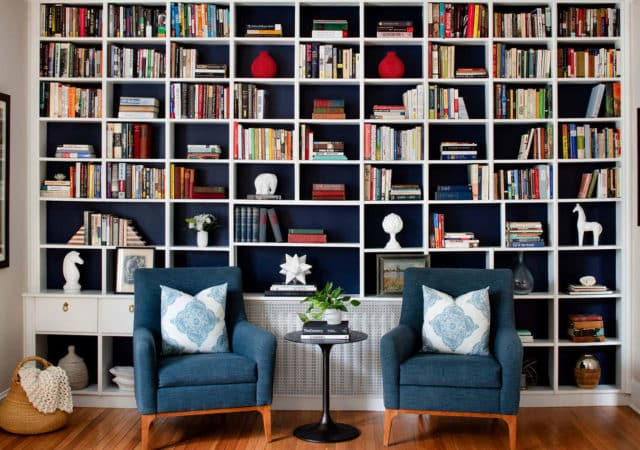 featured image for post: Decorating with Books: 30 Tips for Transforming Your Space