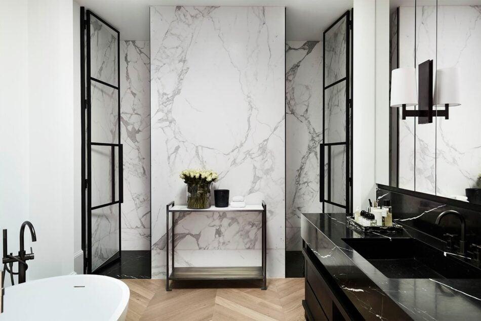 Dylan Farrell Design bathroom