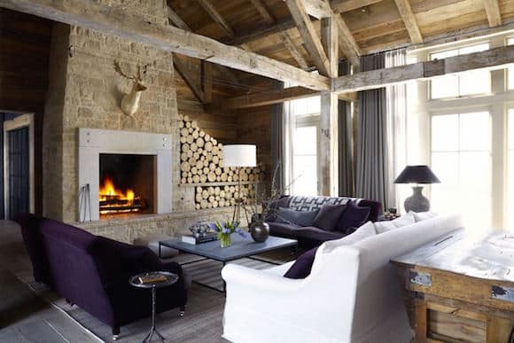 17 Comforting Chalet Interiors 1stdibs
